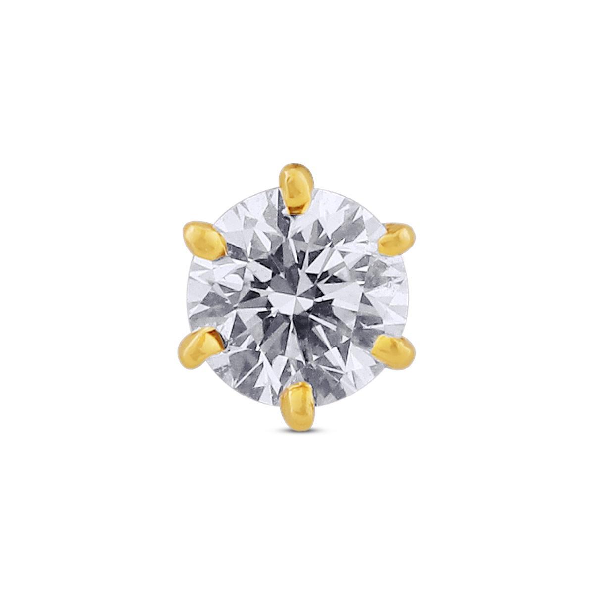 Charvi Diamond Nosepin