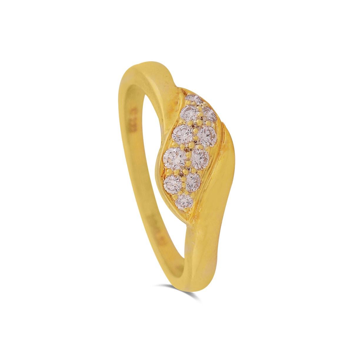 Clara Diamond Ring