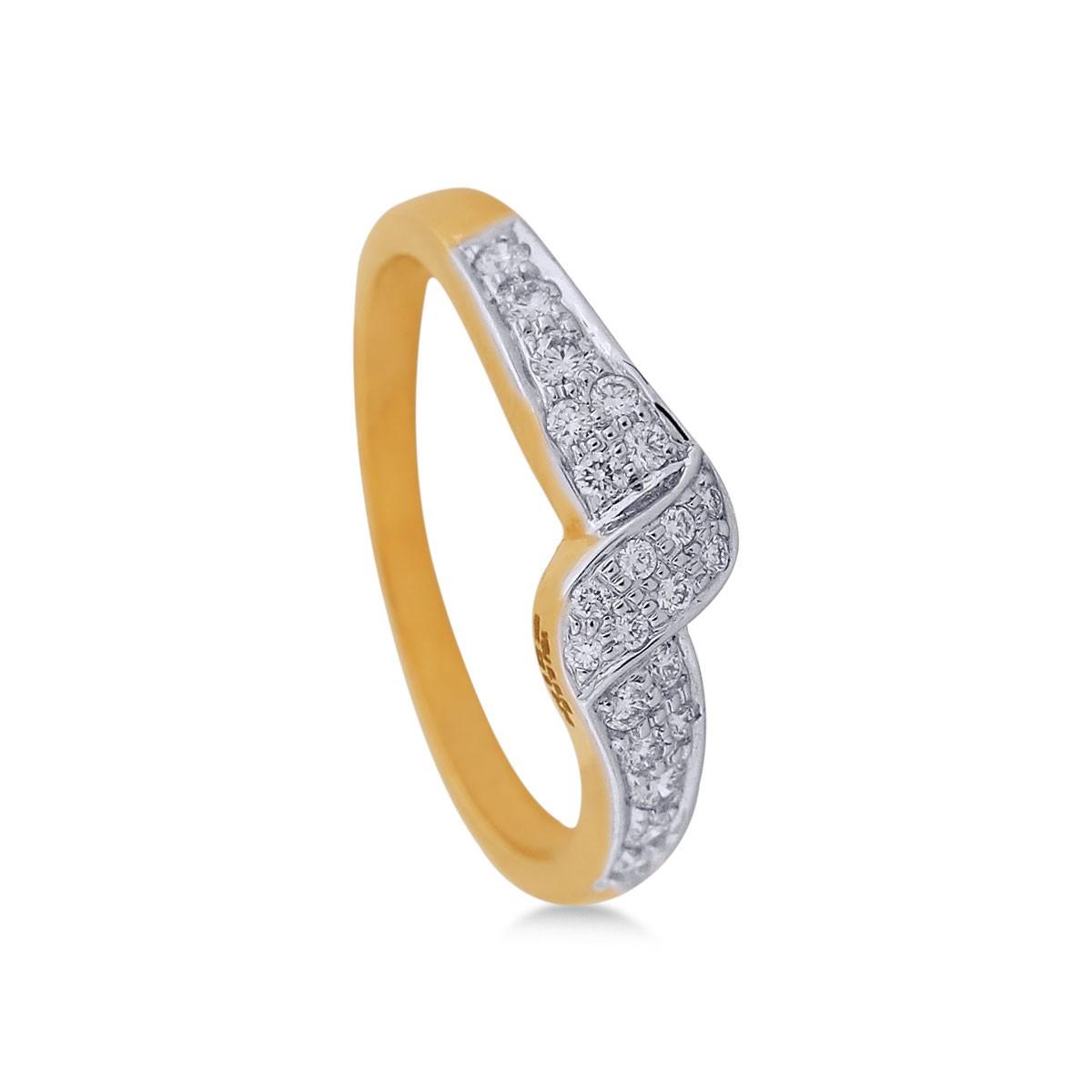 Cadence Diamond Ring