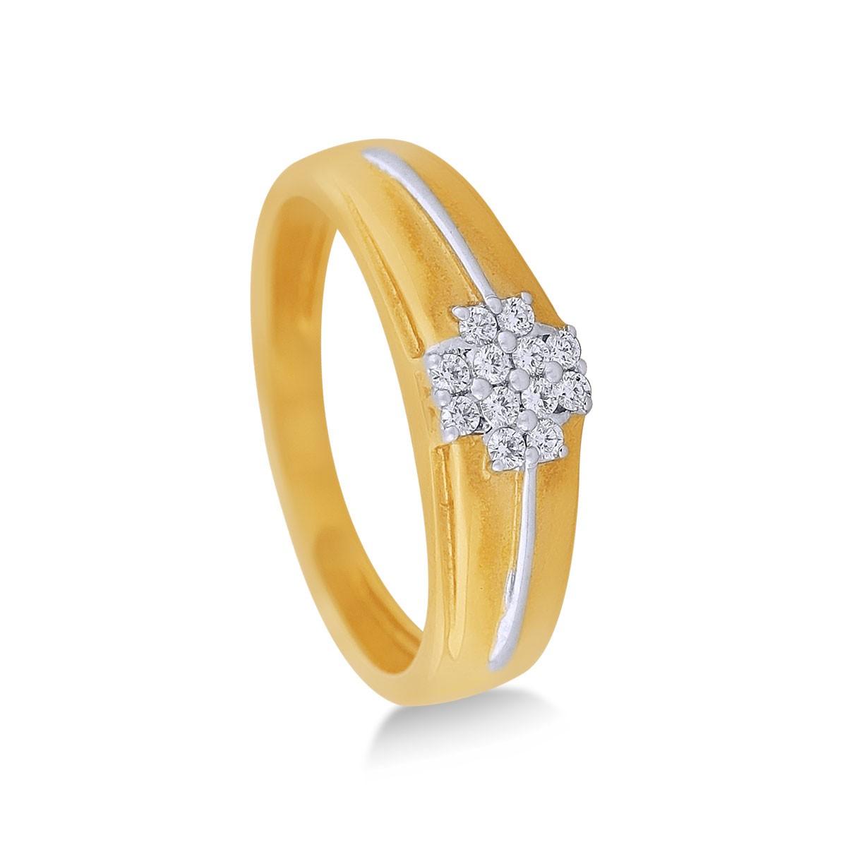Amar Men's Diamond Ring