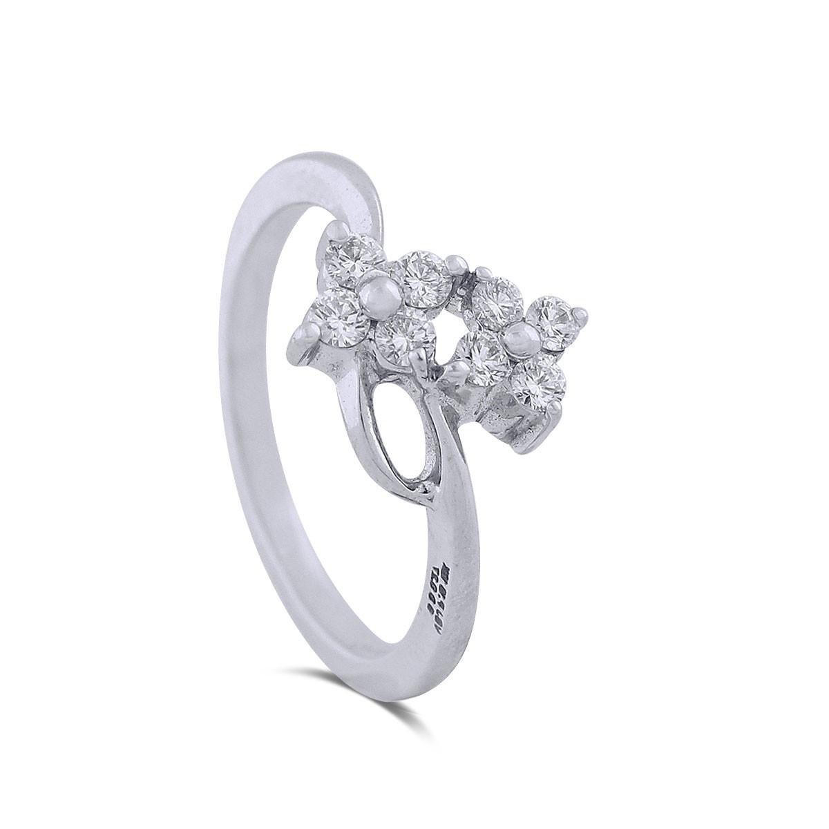 Joshika White Gold Diamond Ring