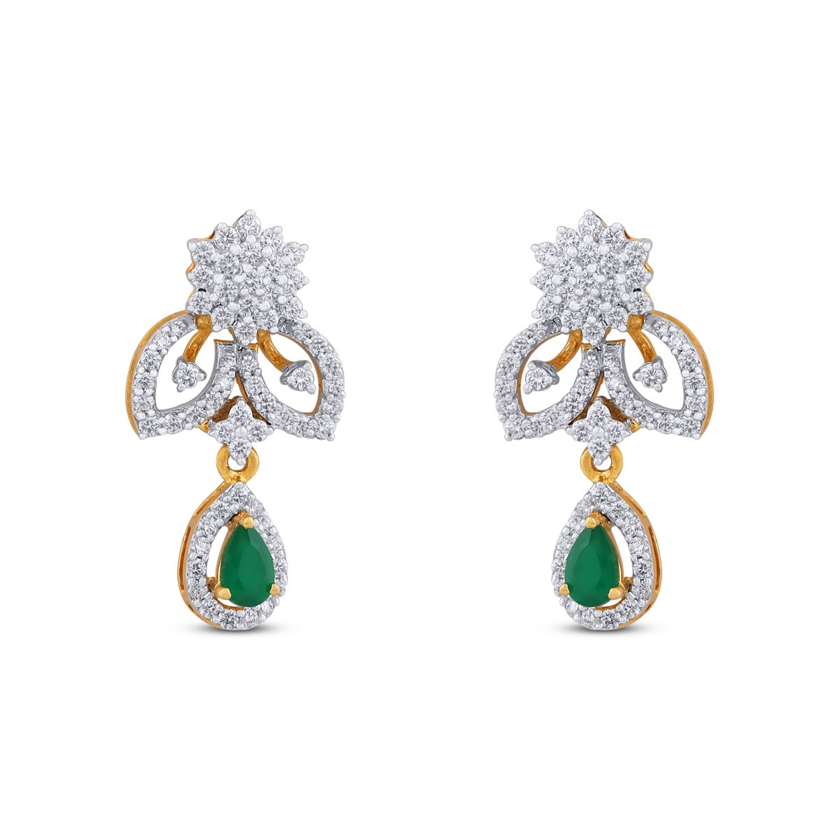 Diamond Earring 139A33824