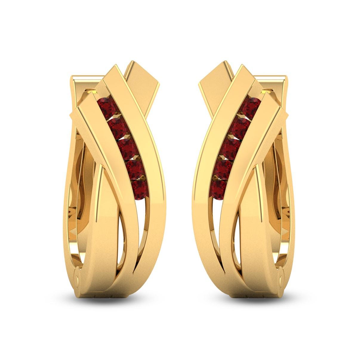 Kohia Gemstone Earrings