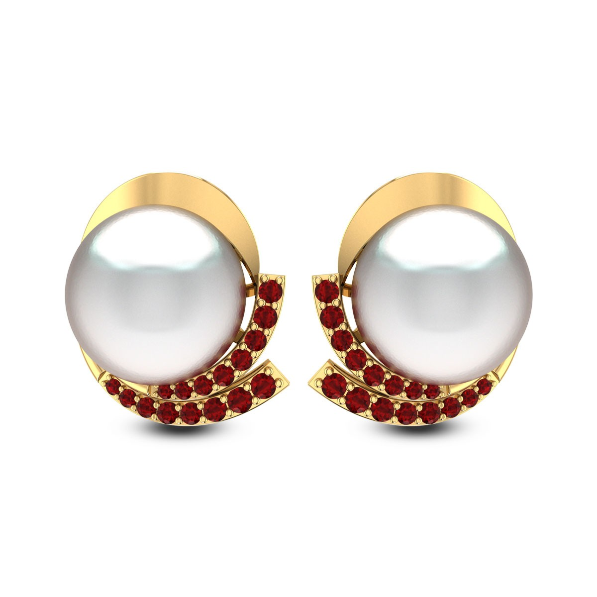 Gaia Gemstone Earrings