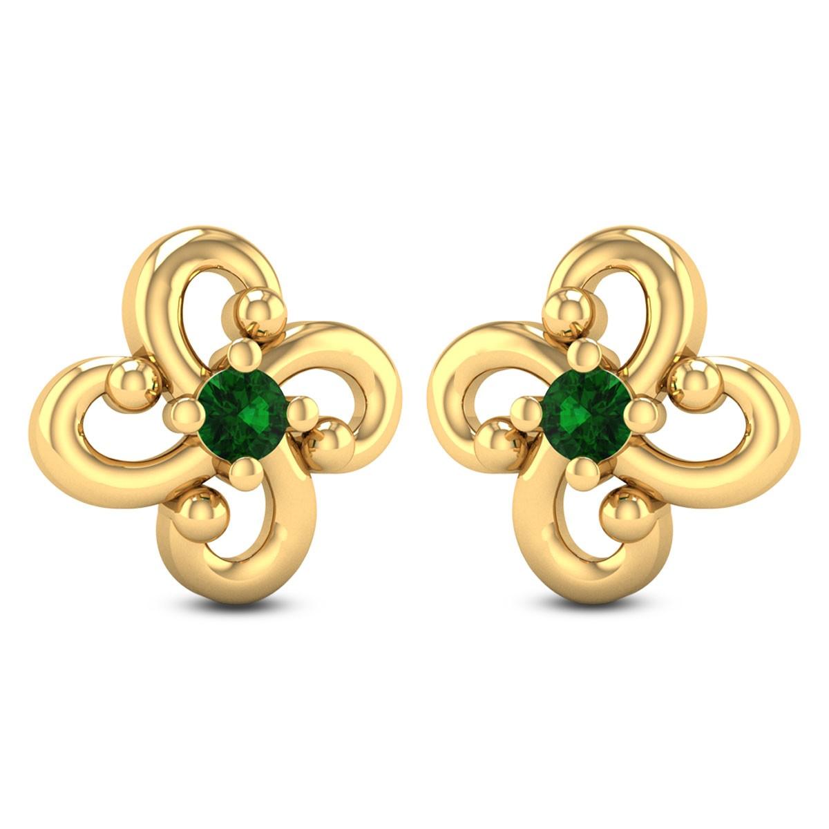 Leptospermum Stud Earrings