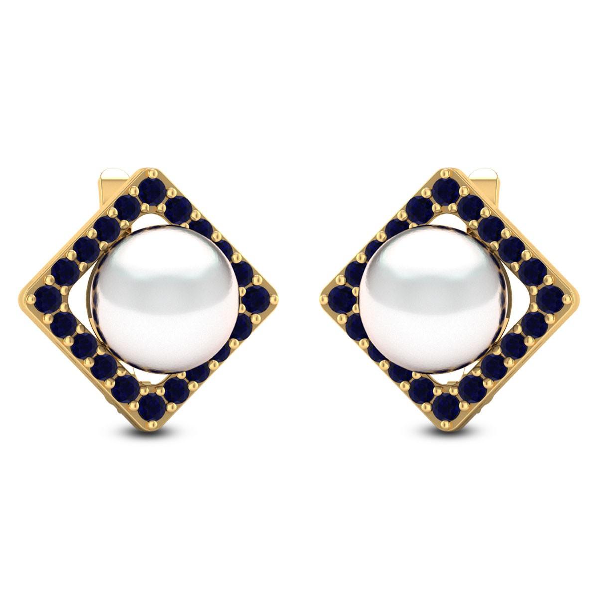 Lupinus Stud Earrings