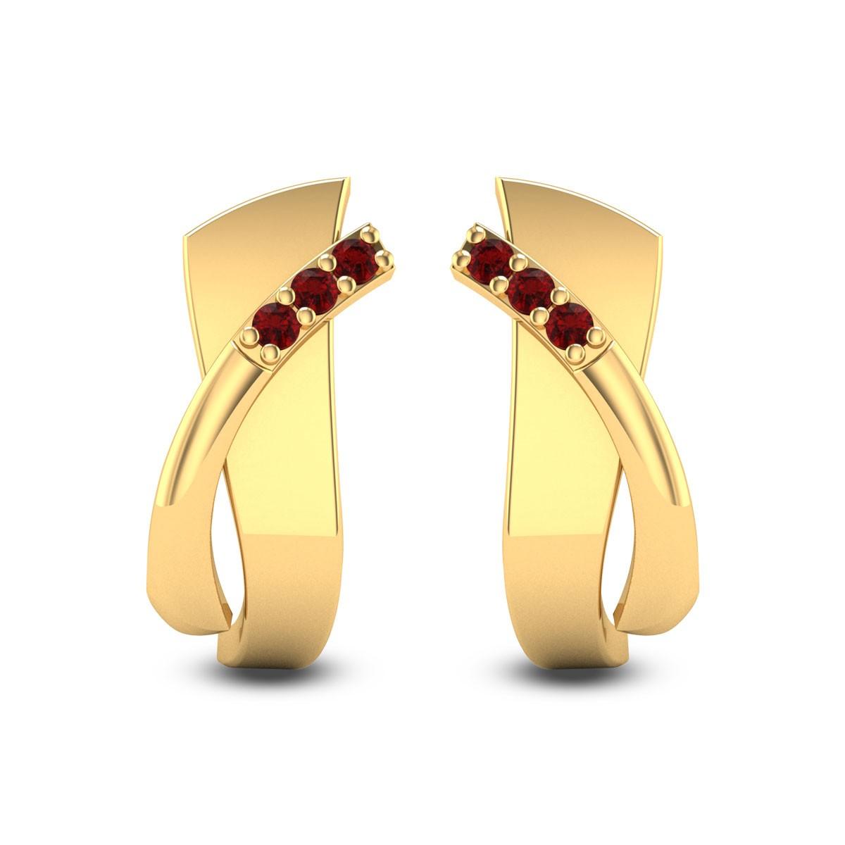 Digitalis Stud Earrings