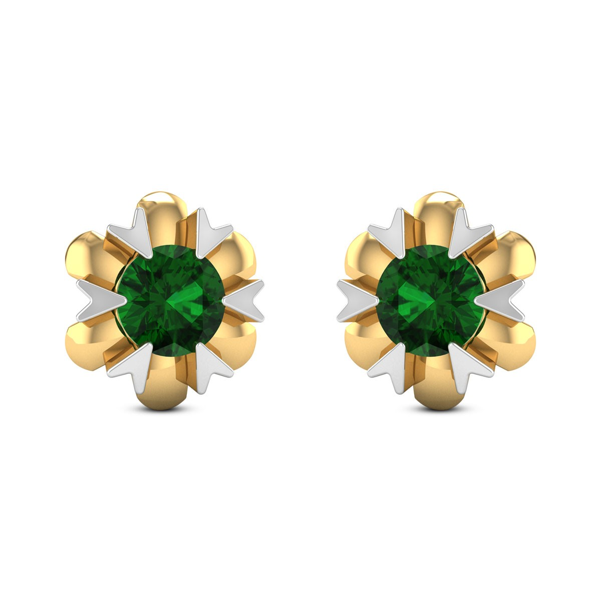 Etlingera Stud Earrings