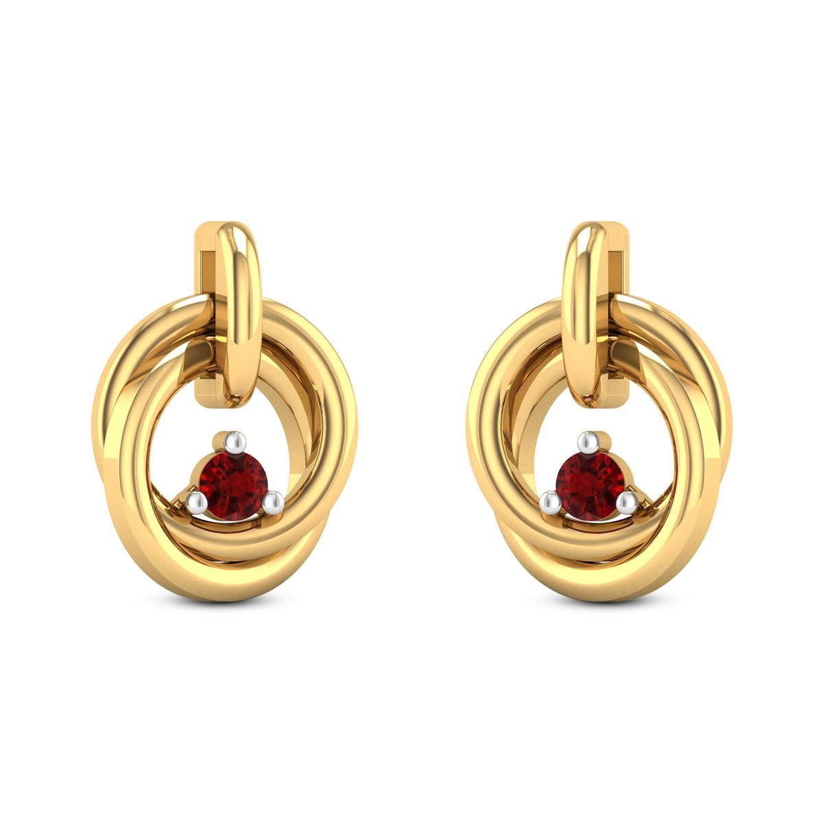 Chhaya Stud Earrings