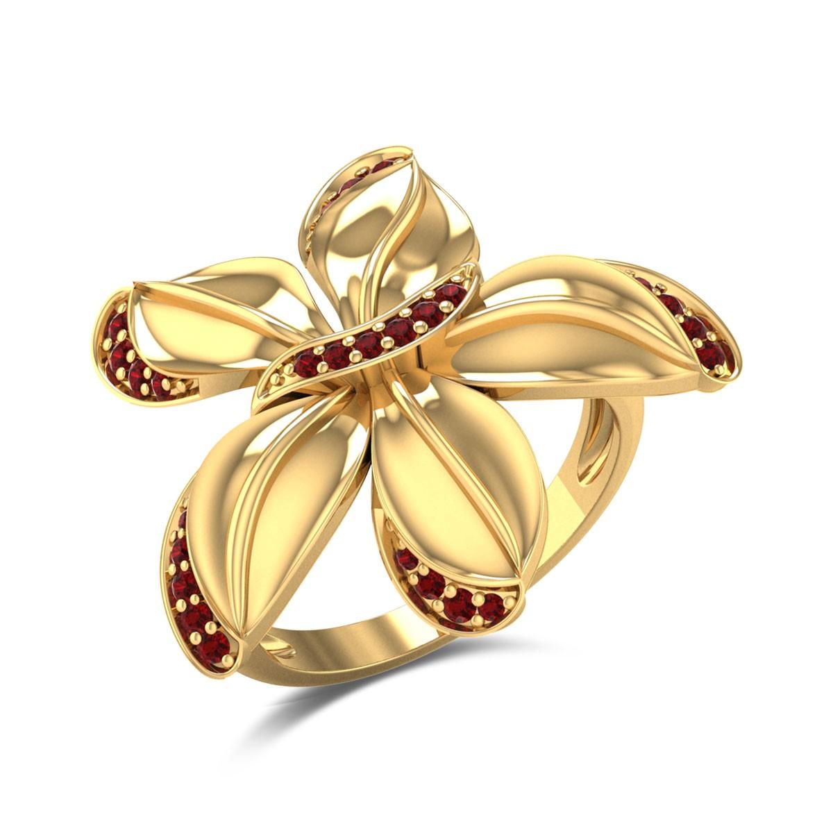 Lara Gemstone Ring