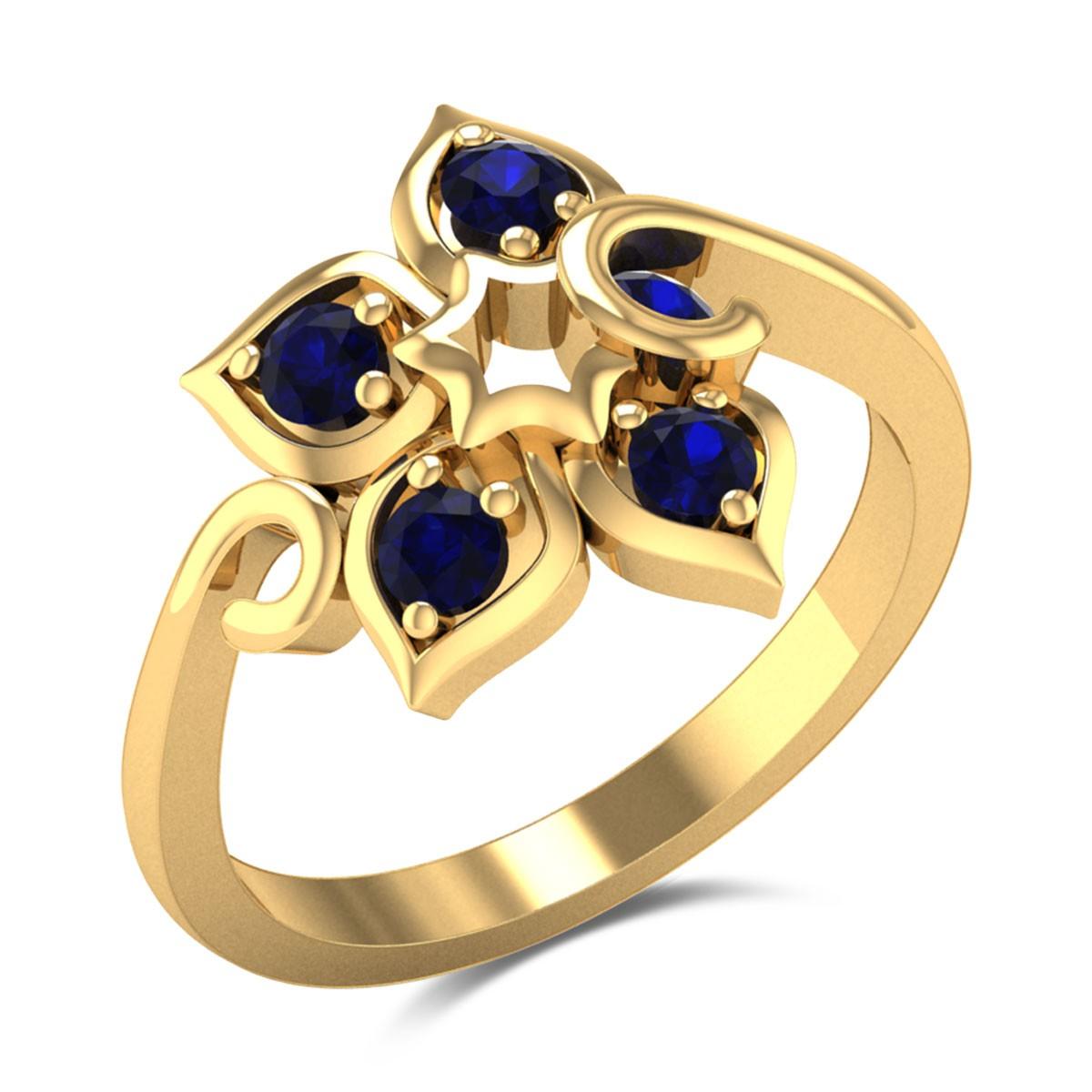 Chalina Sapphire Ring