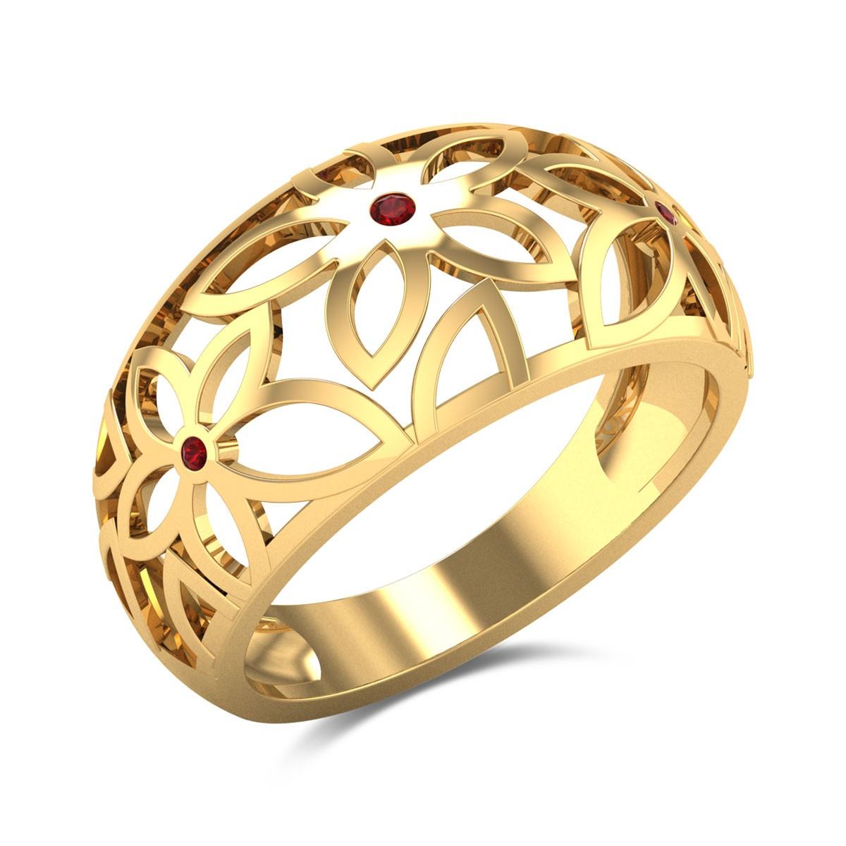 Charo Band Ring