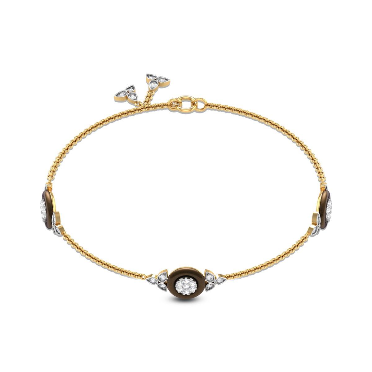 Xanthe Diamond Bracelet