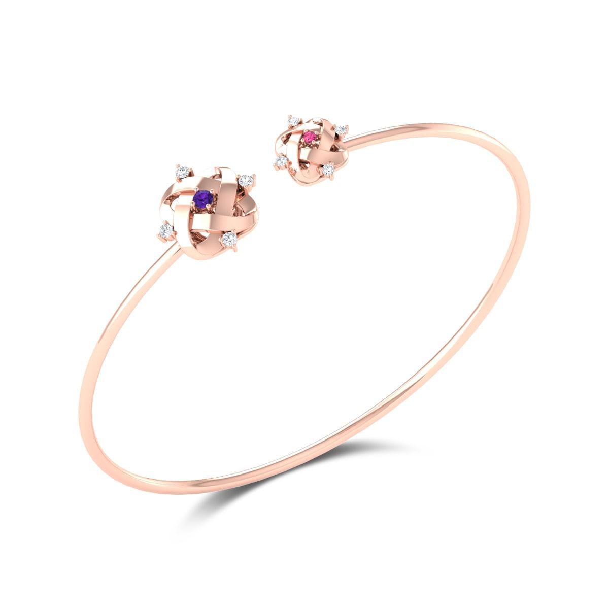 Davis Diamond Bracelet