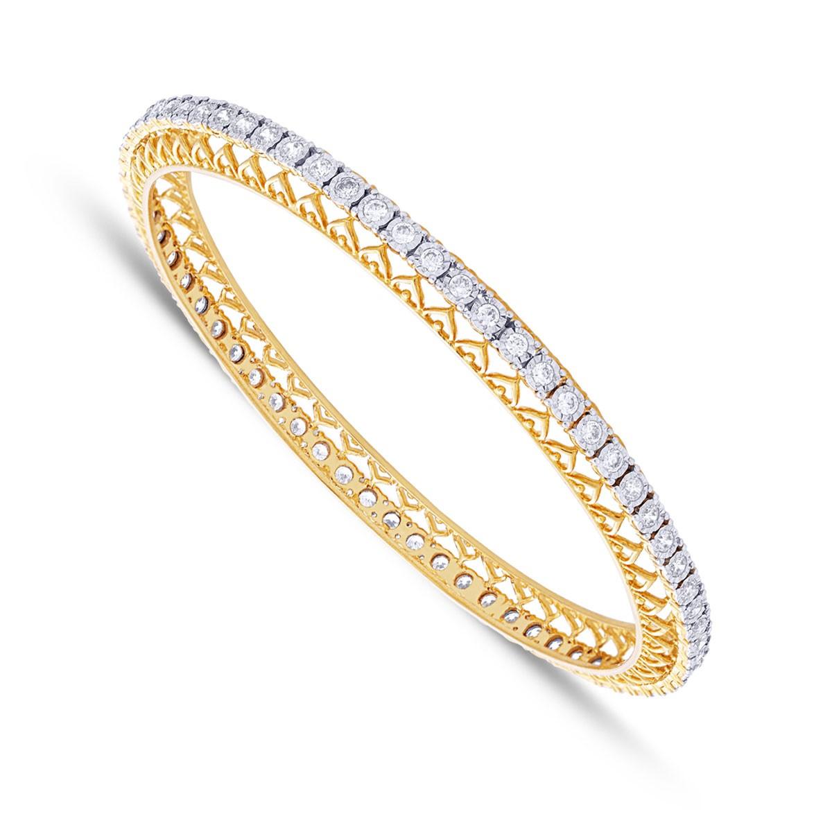Diamond Bangle DJBB5165