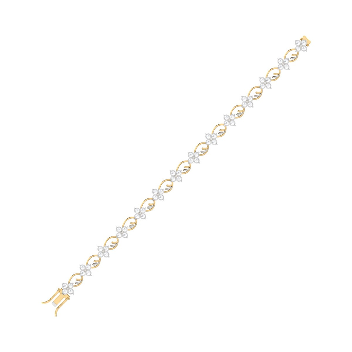 Diamond Bracelet DJBB5172