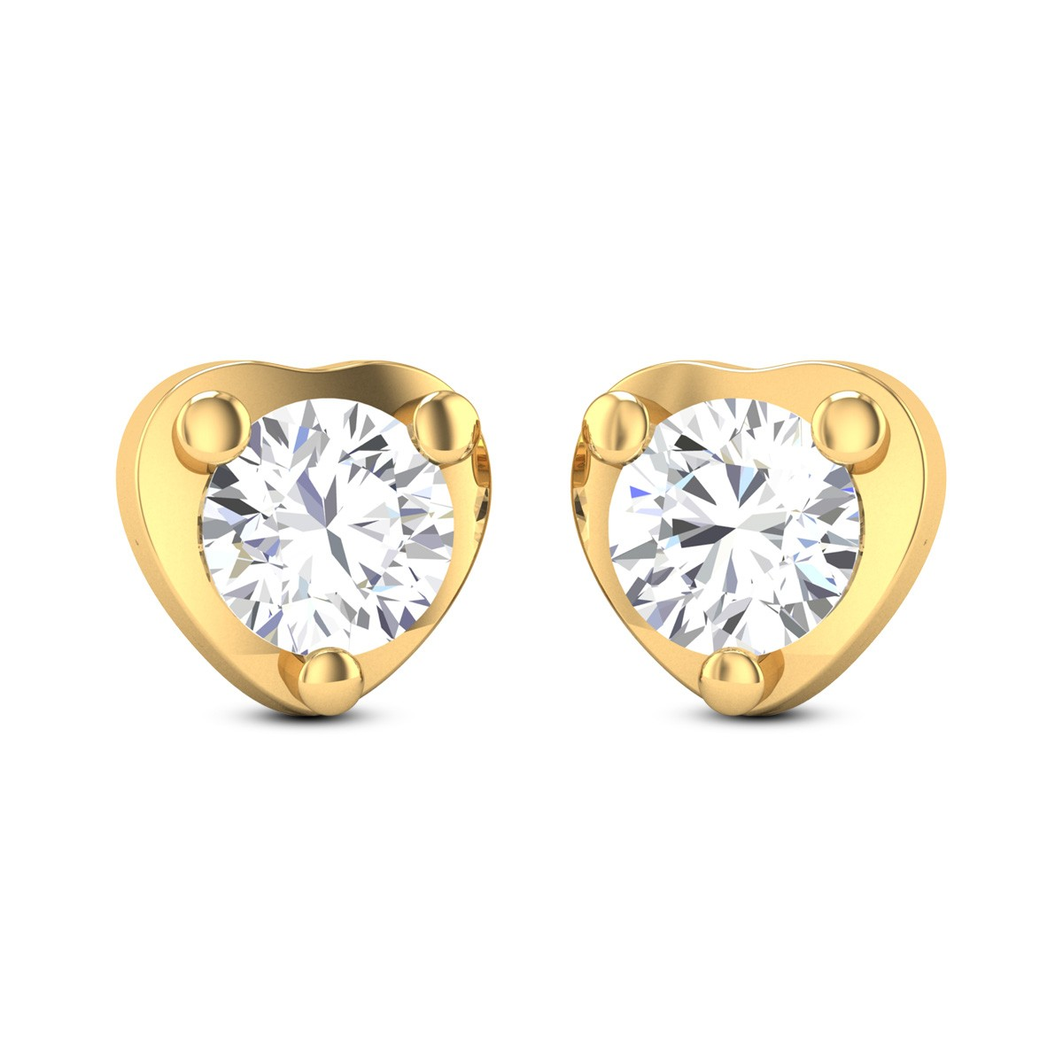 Amastris Diamond Earrings