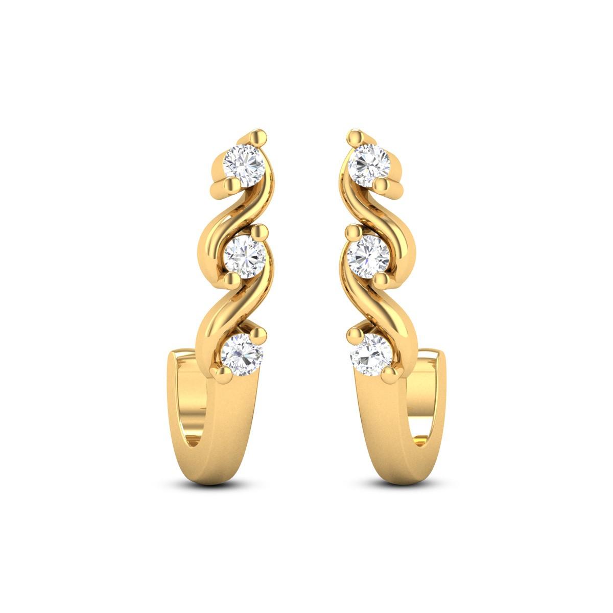 Nysa Diamond Earrings