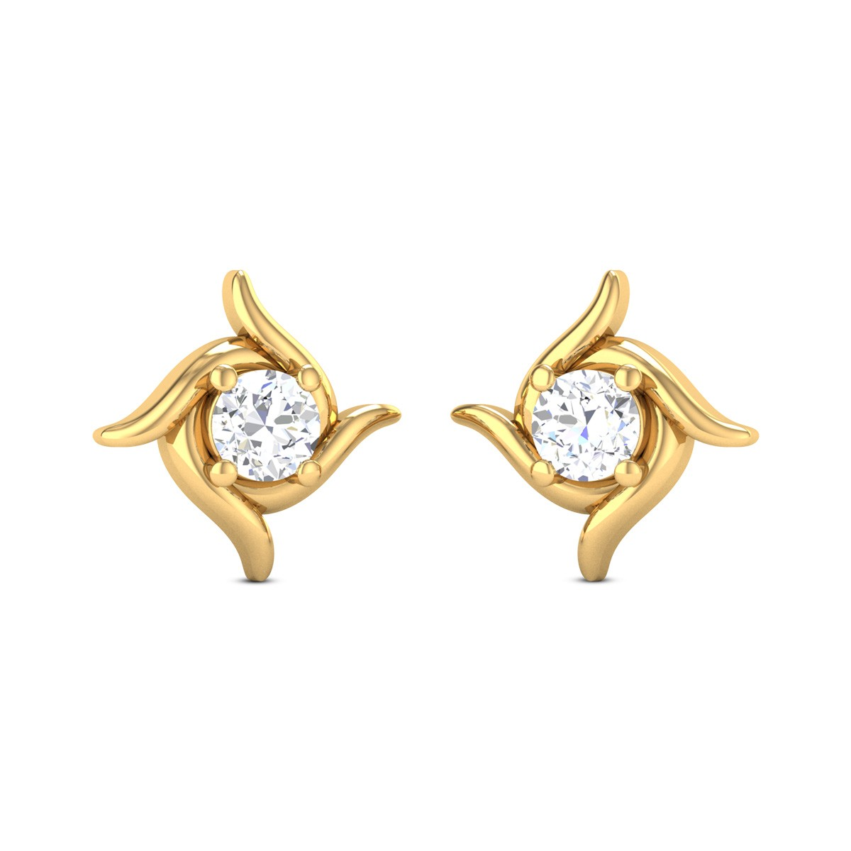 Larthia Diamond Earrings