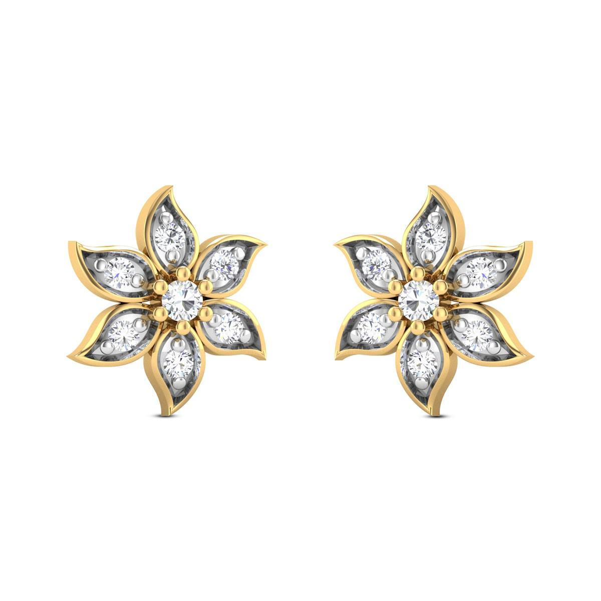 Yulanda Diamond Earrings