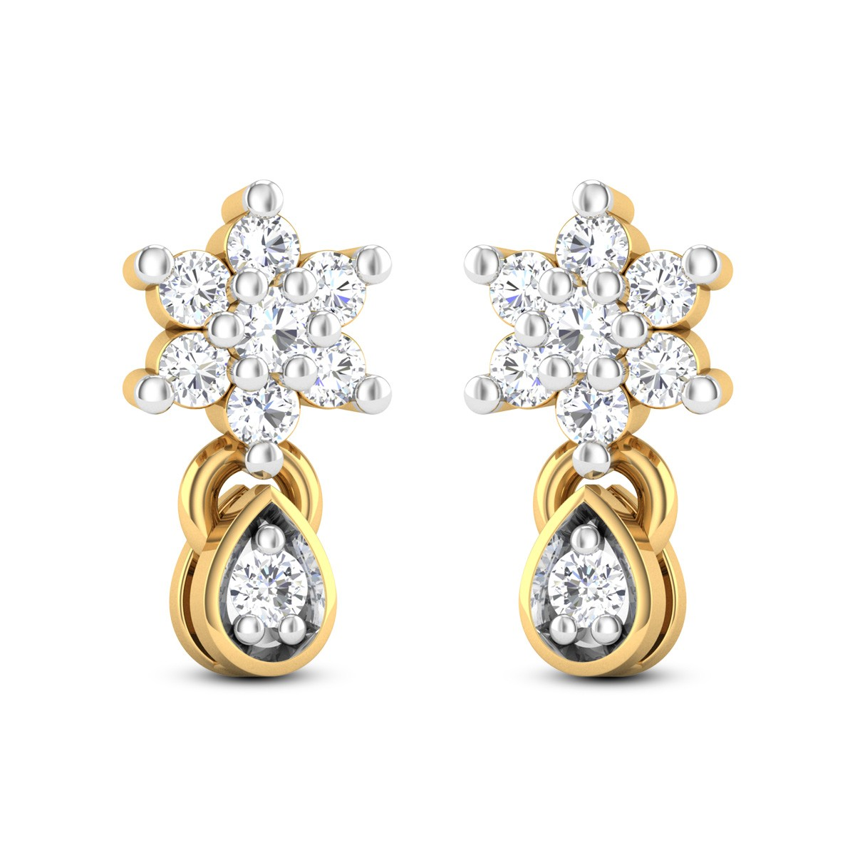Navara Diamond Earrings