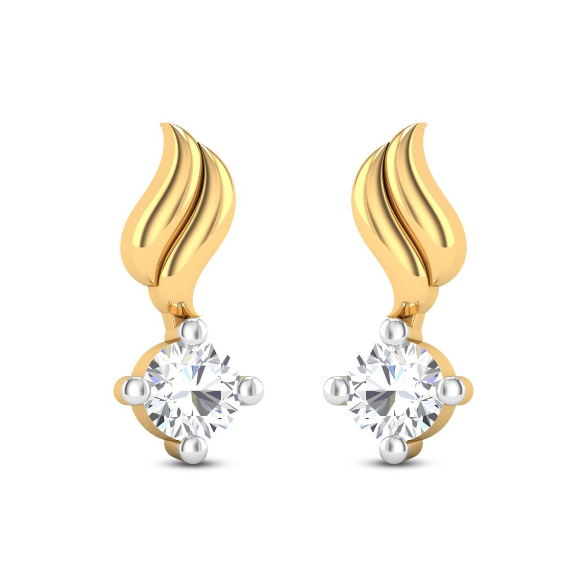 Emma Diamond Earrings