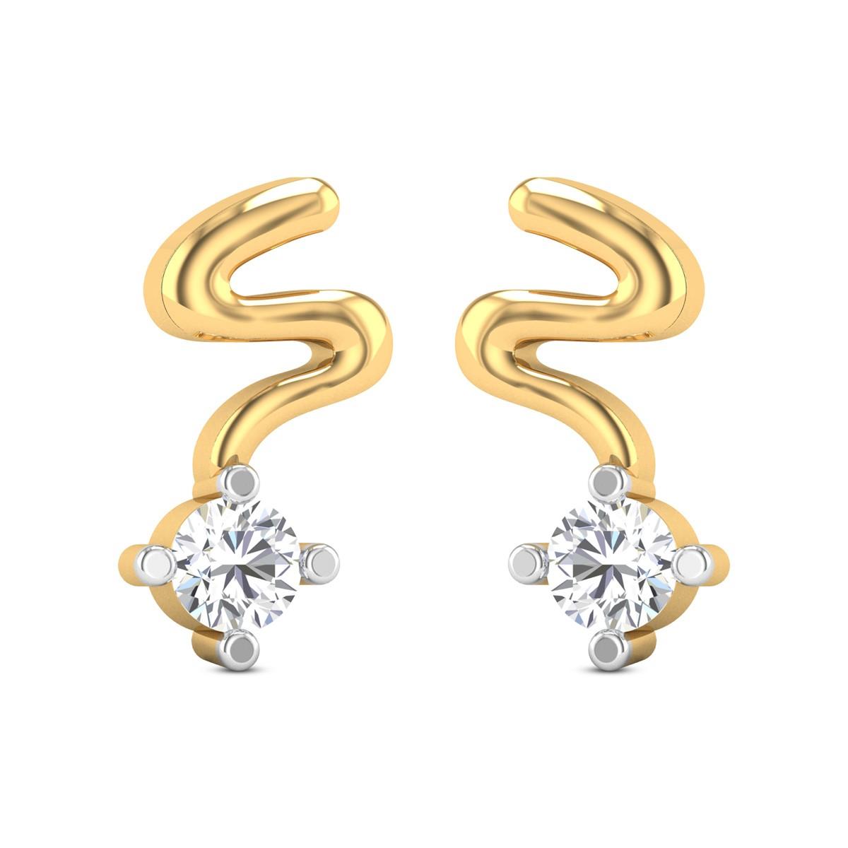 Garcia Diamond Earrings