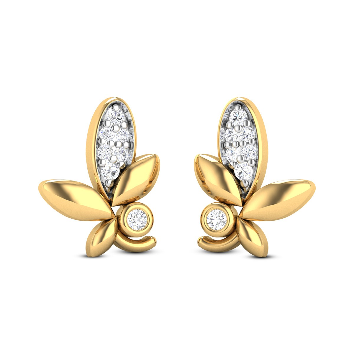 Leonor Diamond Earrings