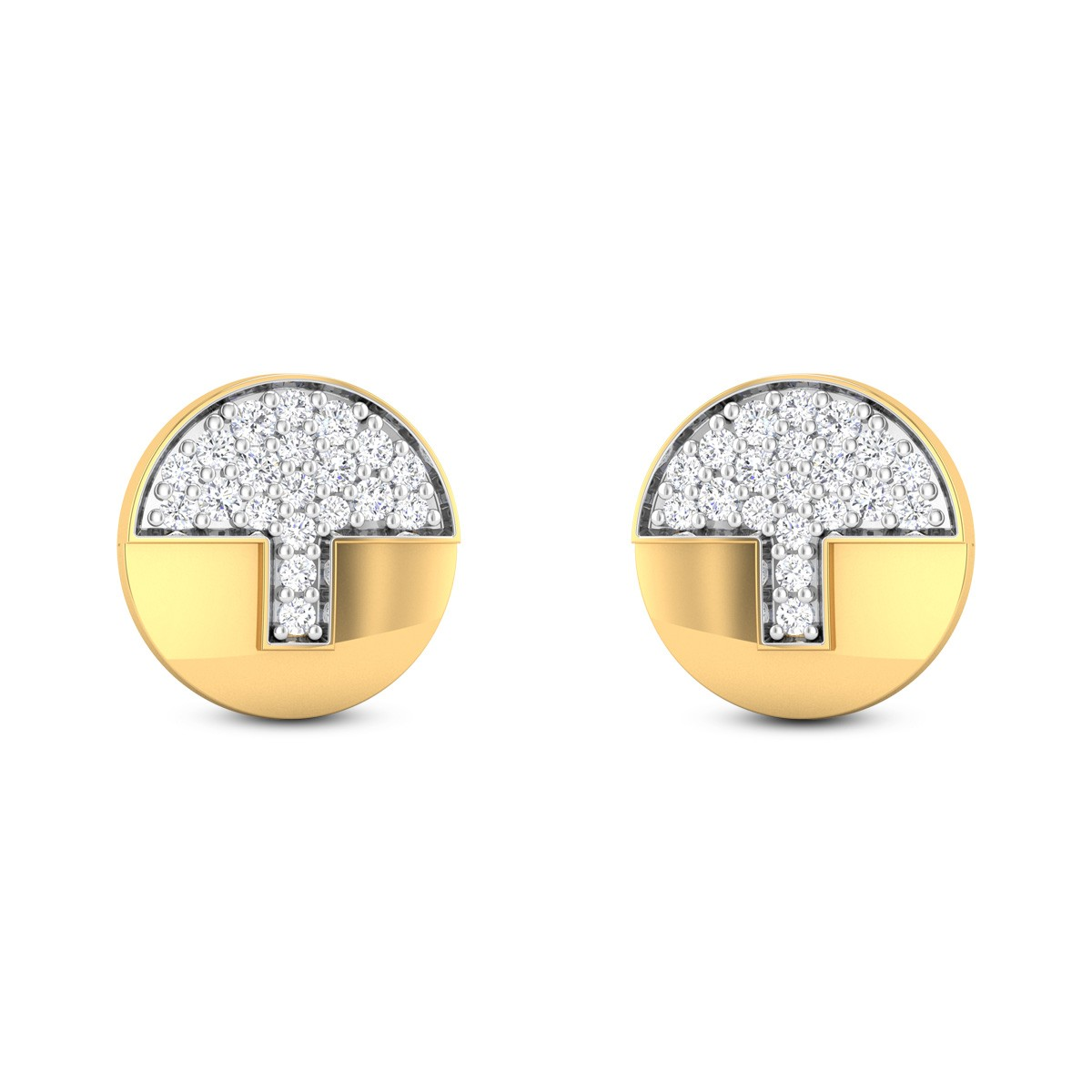Maria Diamond Earrings