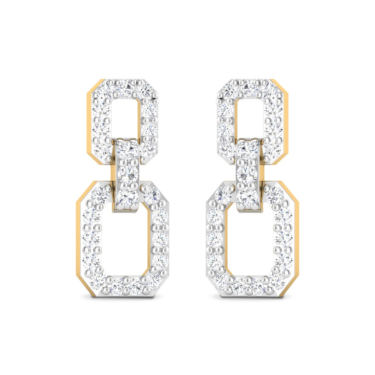 Isabella Diamond Earrings