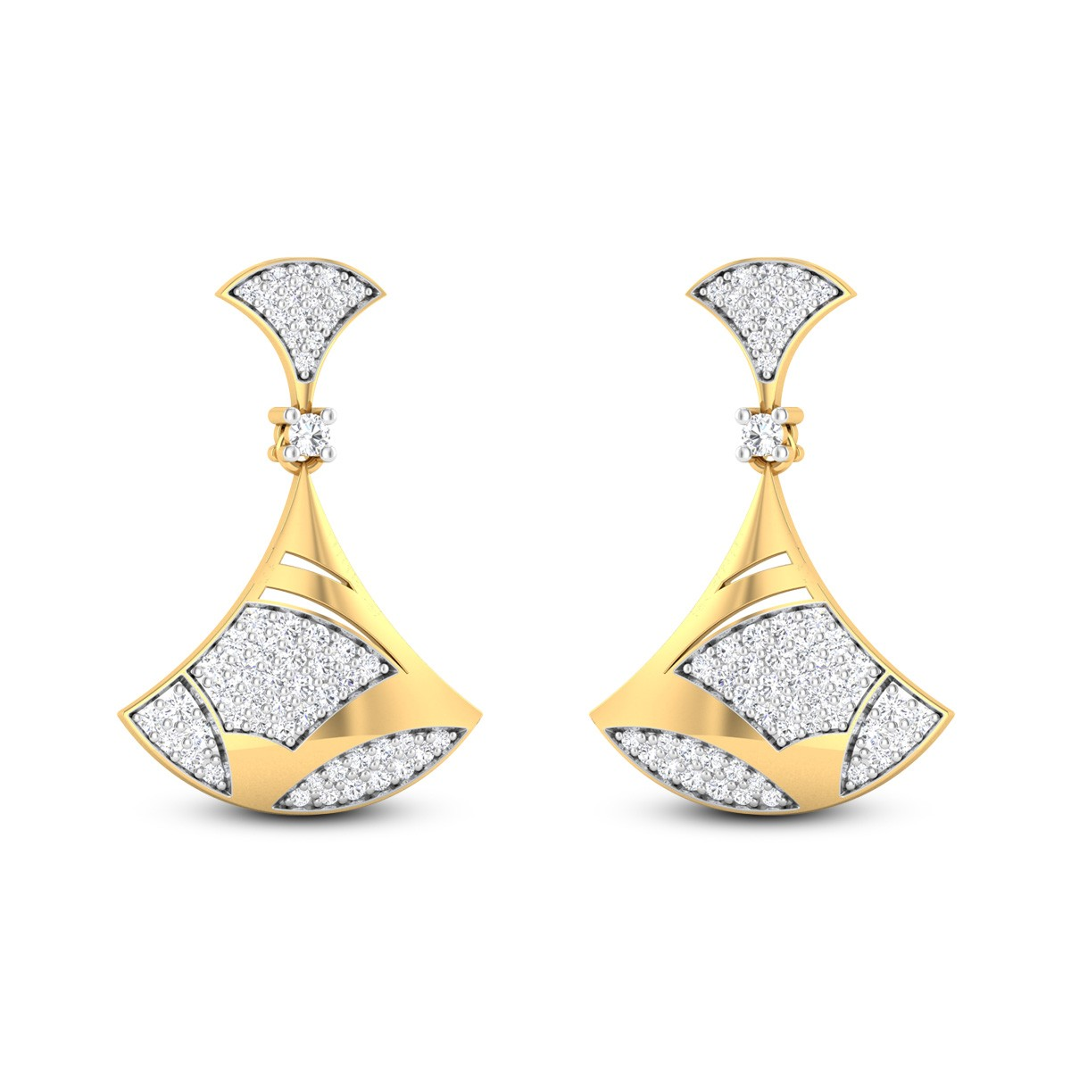 Contanza Diamond Earrings