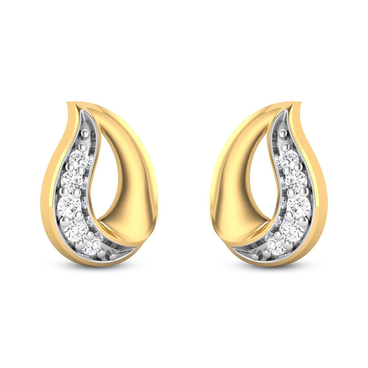 Jelena Diamond Earrings