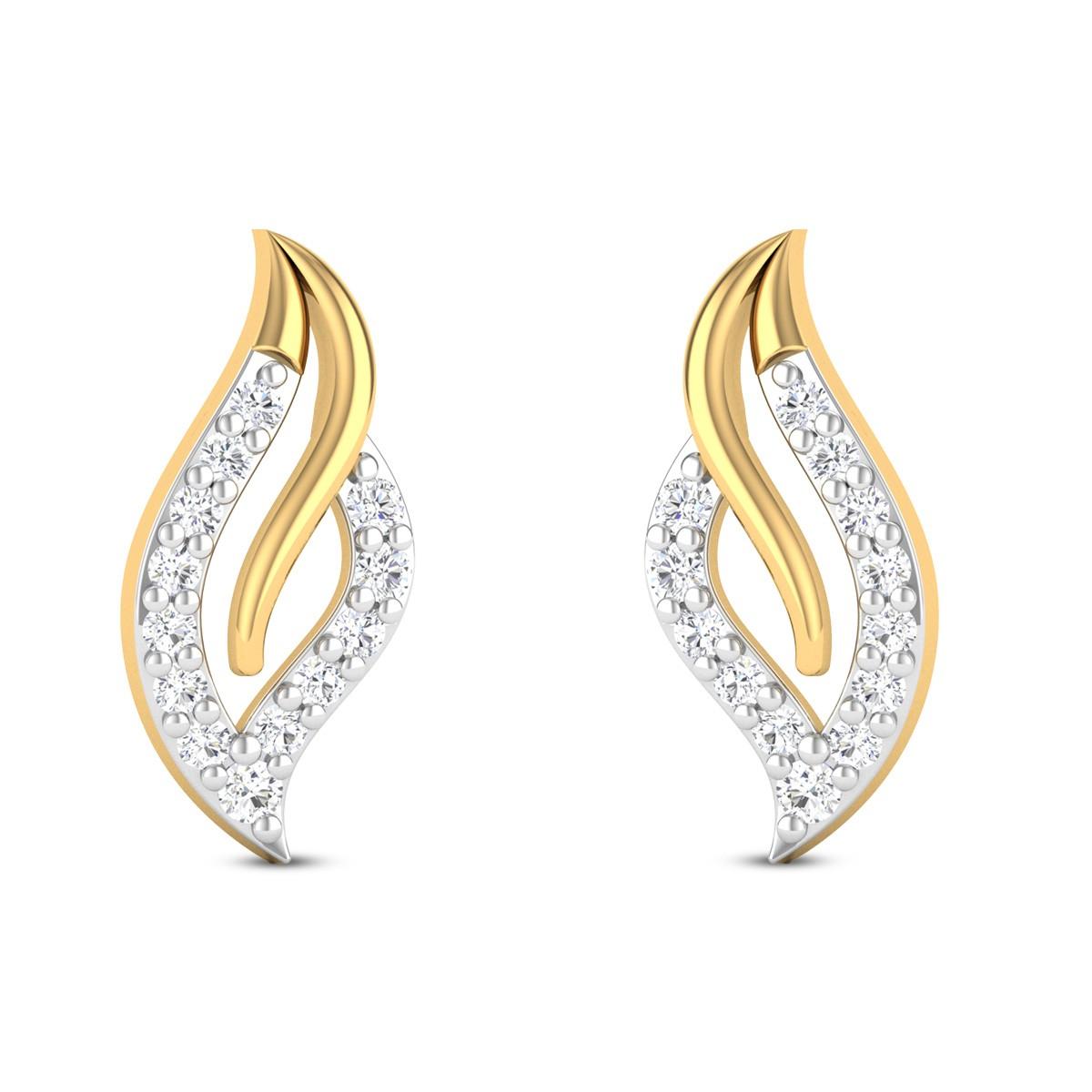 Catherine Diamond Earrings