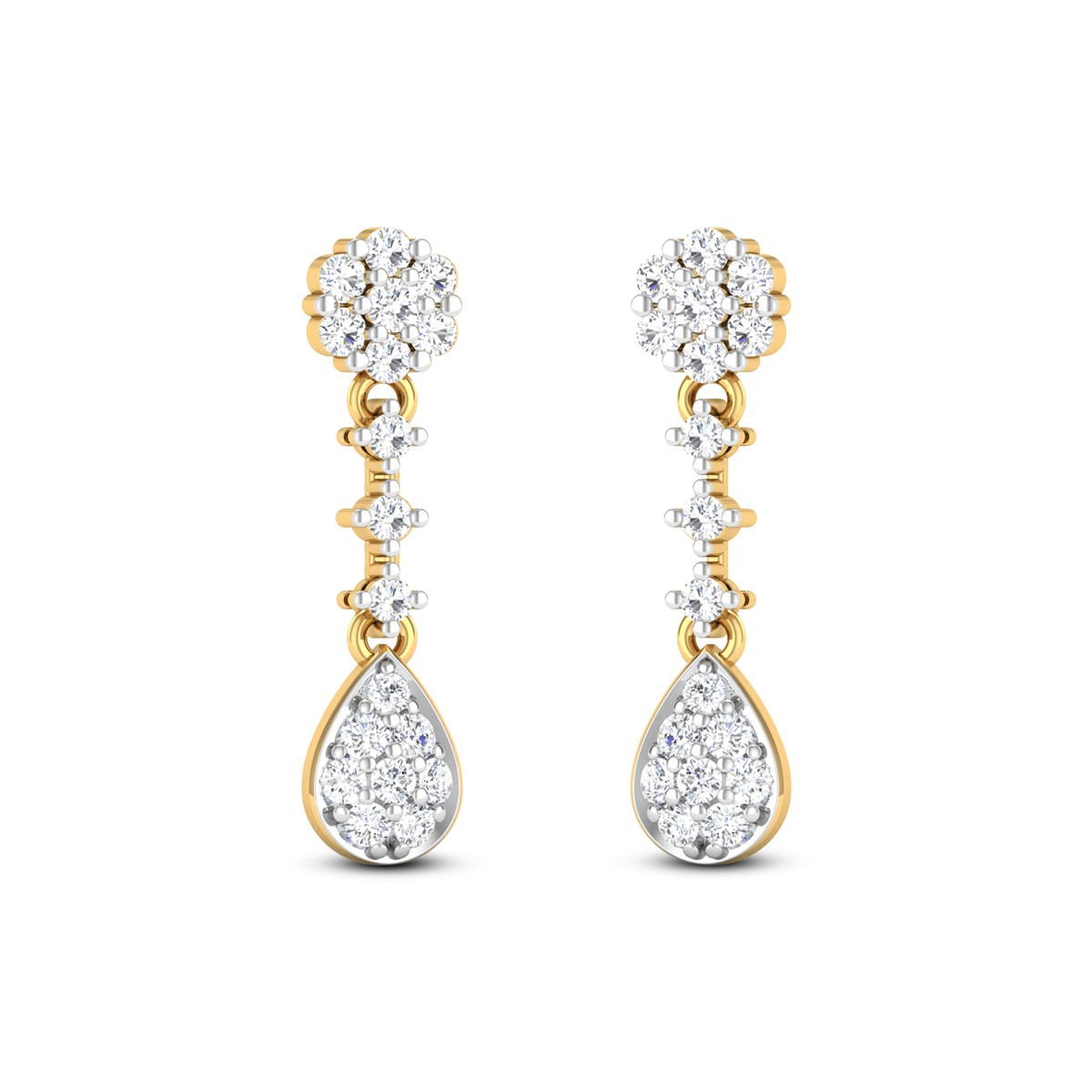 Enriquez Diamond Earrings
