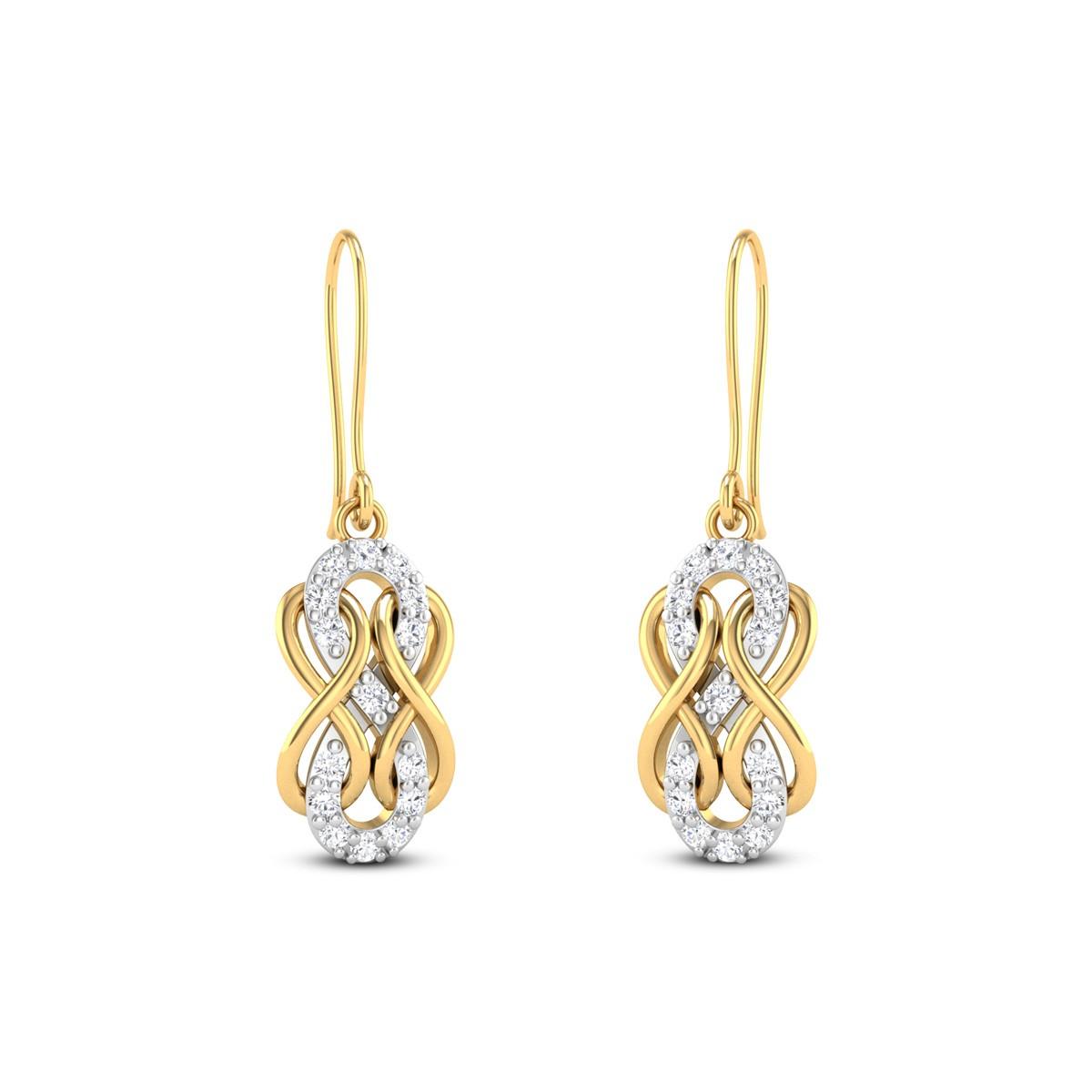 Cornaro Diamond Earrings