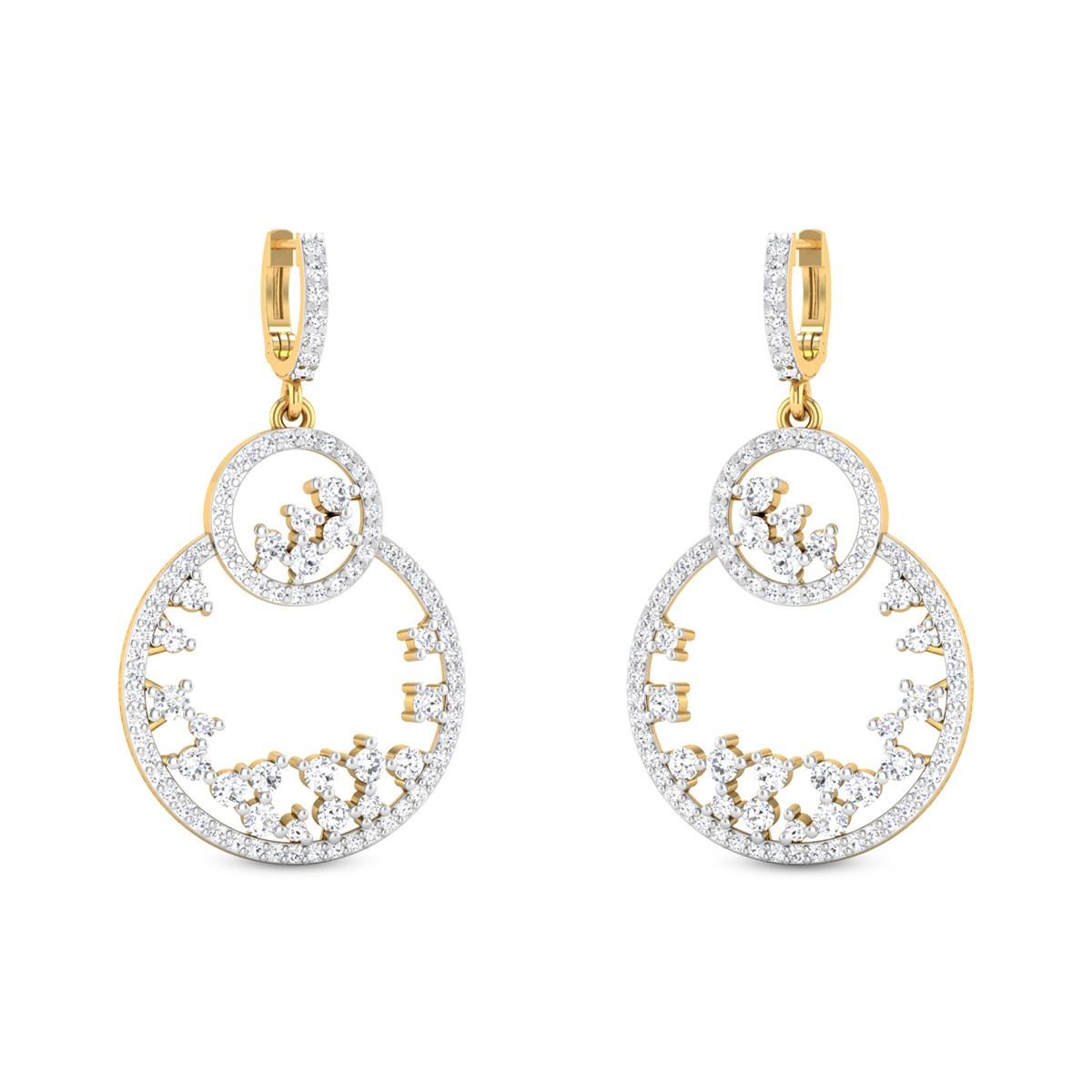 Layla Diamond Earrings