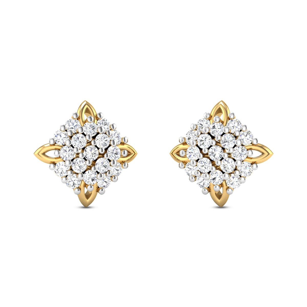 Kristina Diamond Earrings
