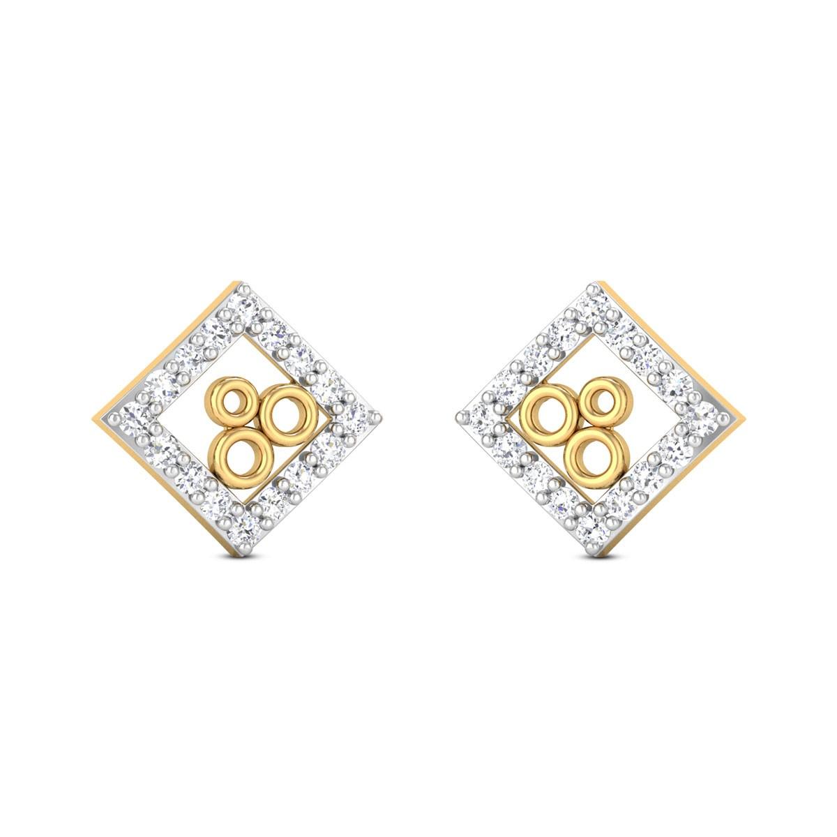 Eleonora Diamond Earrings