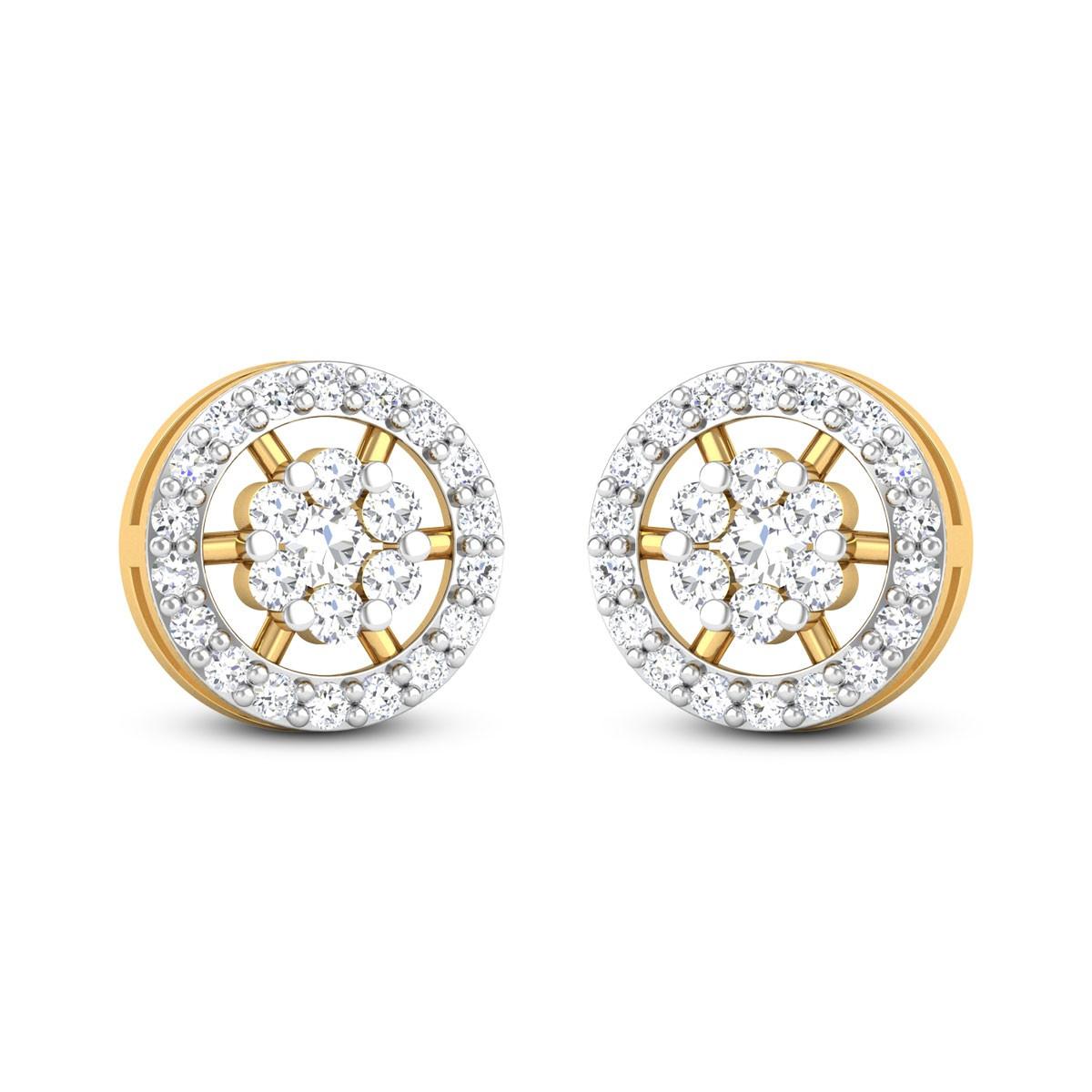 Farnesia Diamond Earrings