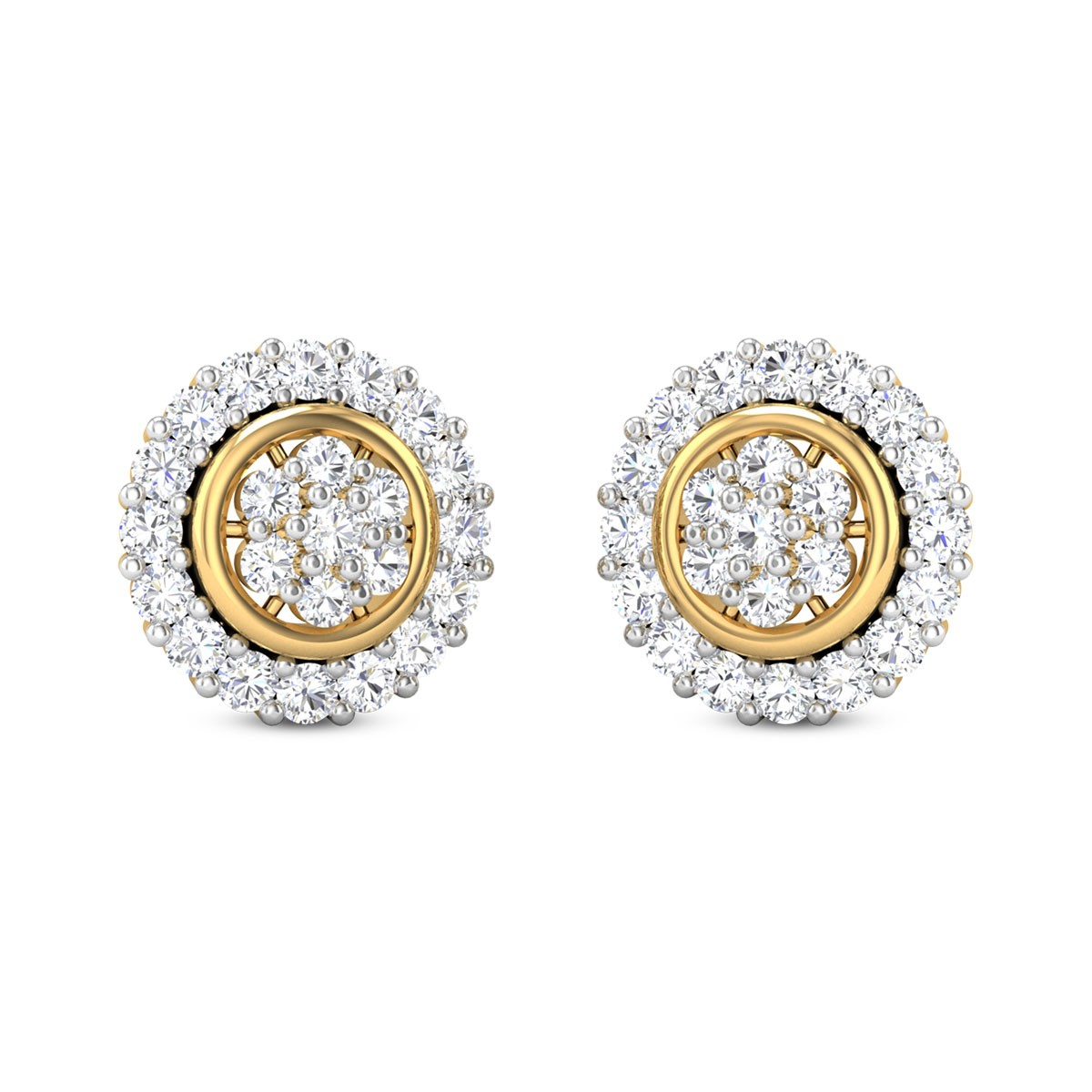 Ana Vittoria Diamond Earrings