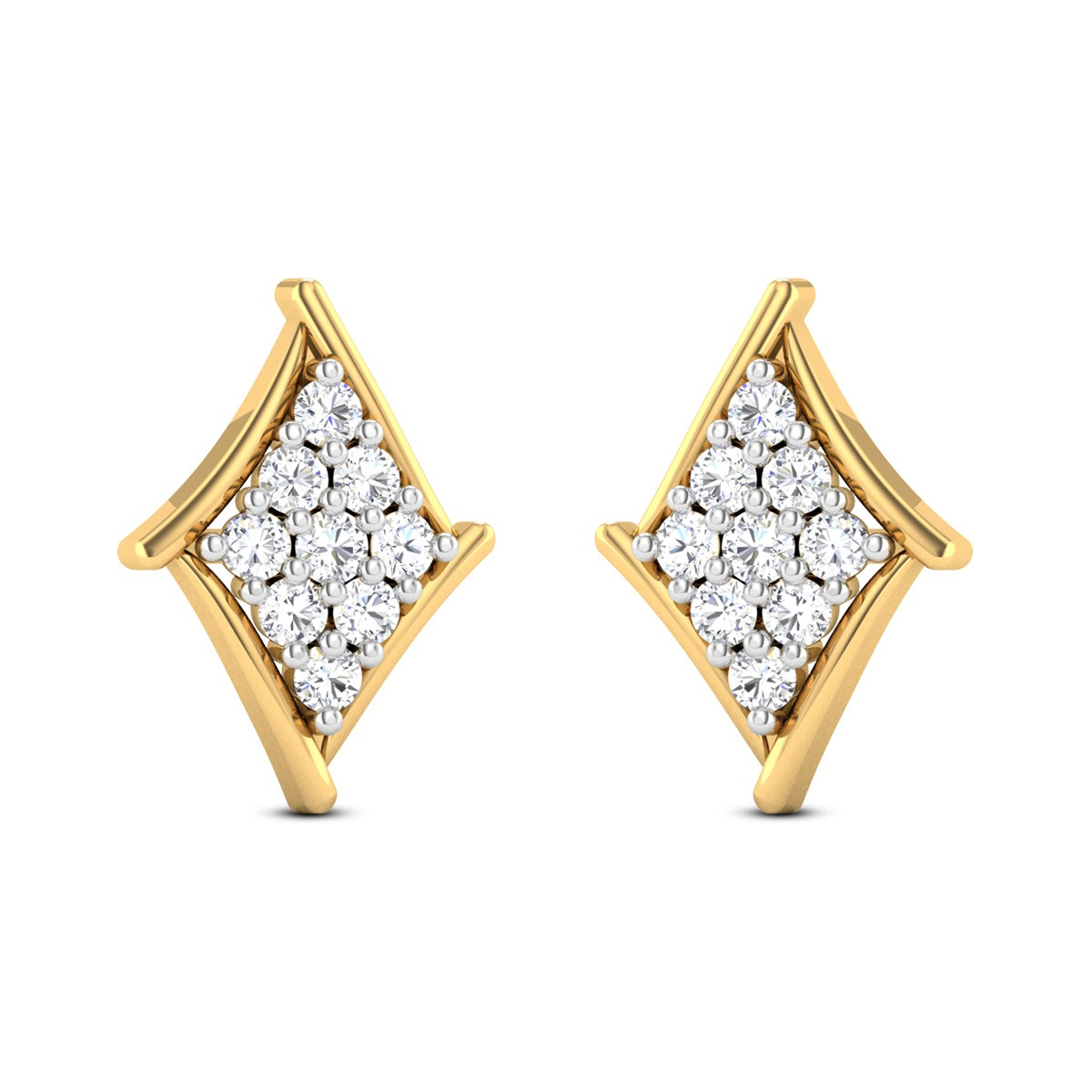 Hortense Diamond Earrings