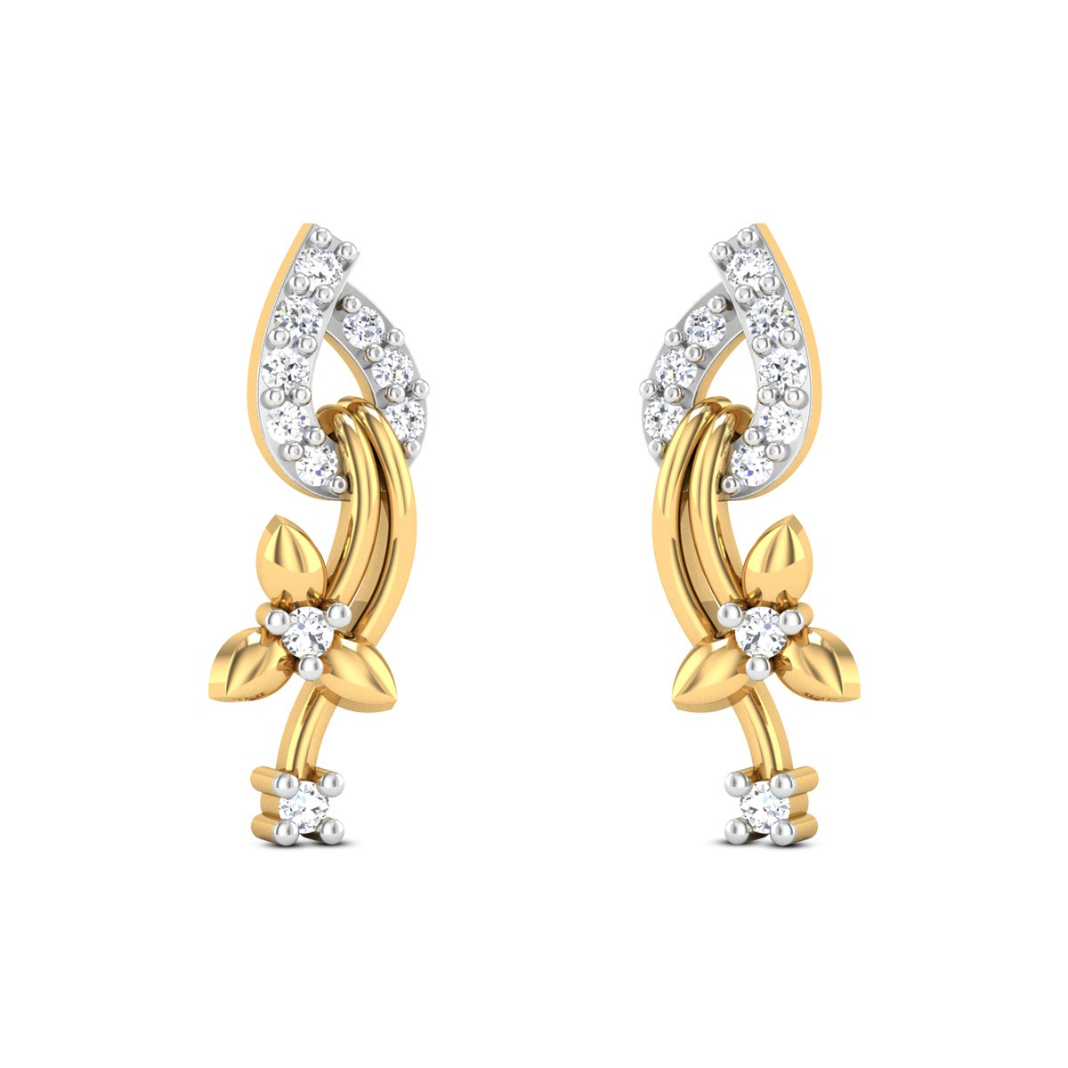Adelaide Diamond Earrings