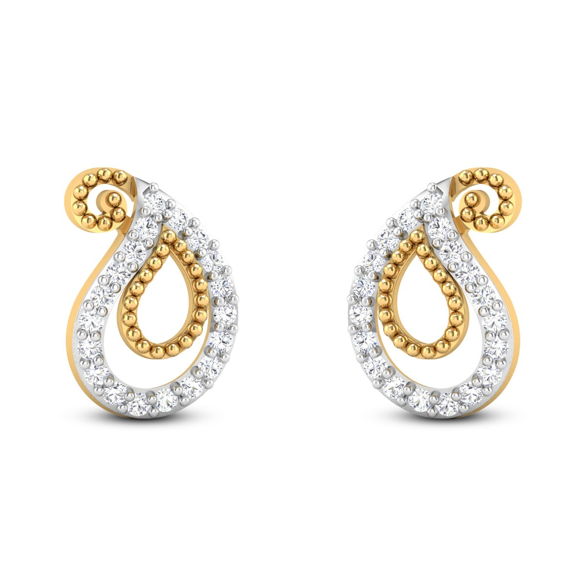 Dona Diamond Earrings