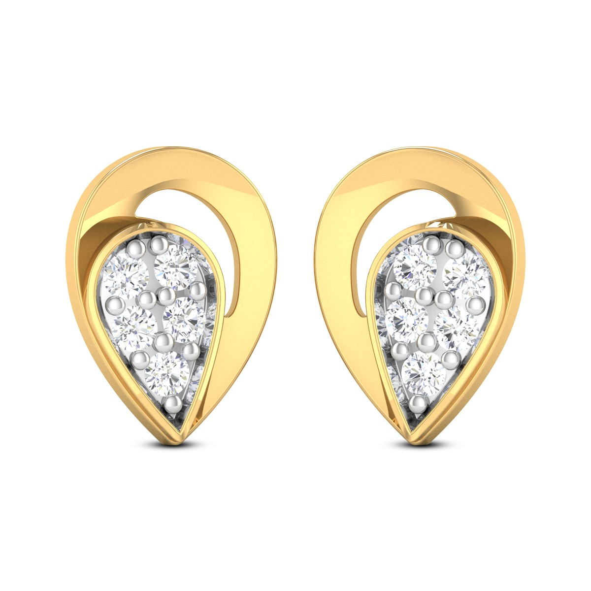 Kendall Diamond Earrings