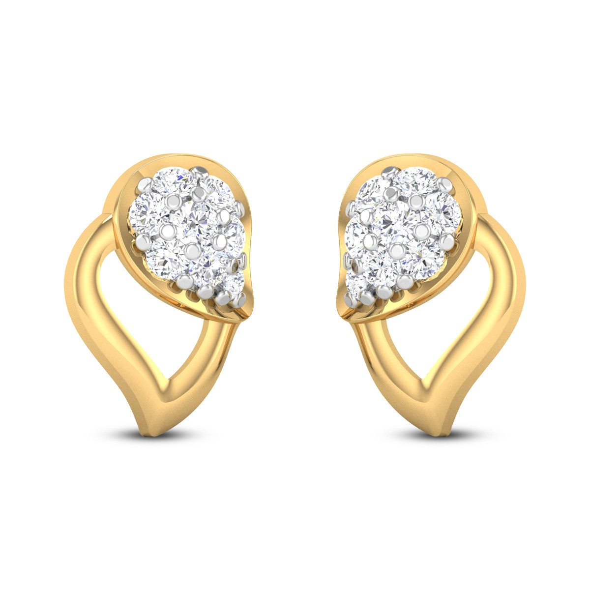 Maris Diamond Earrings
