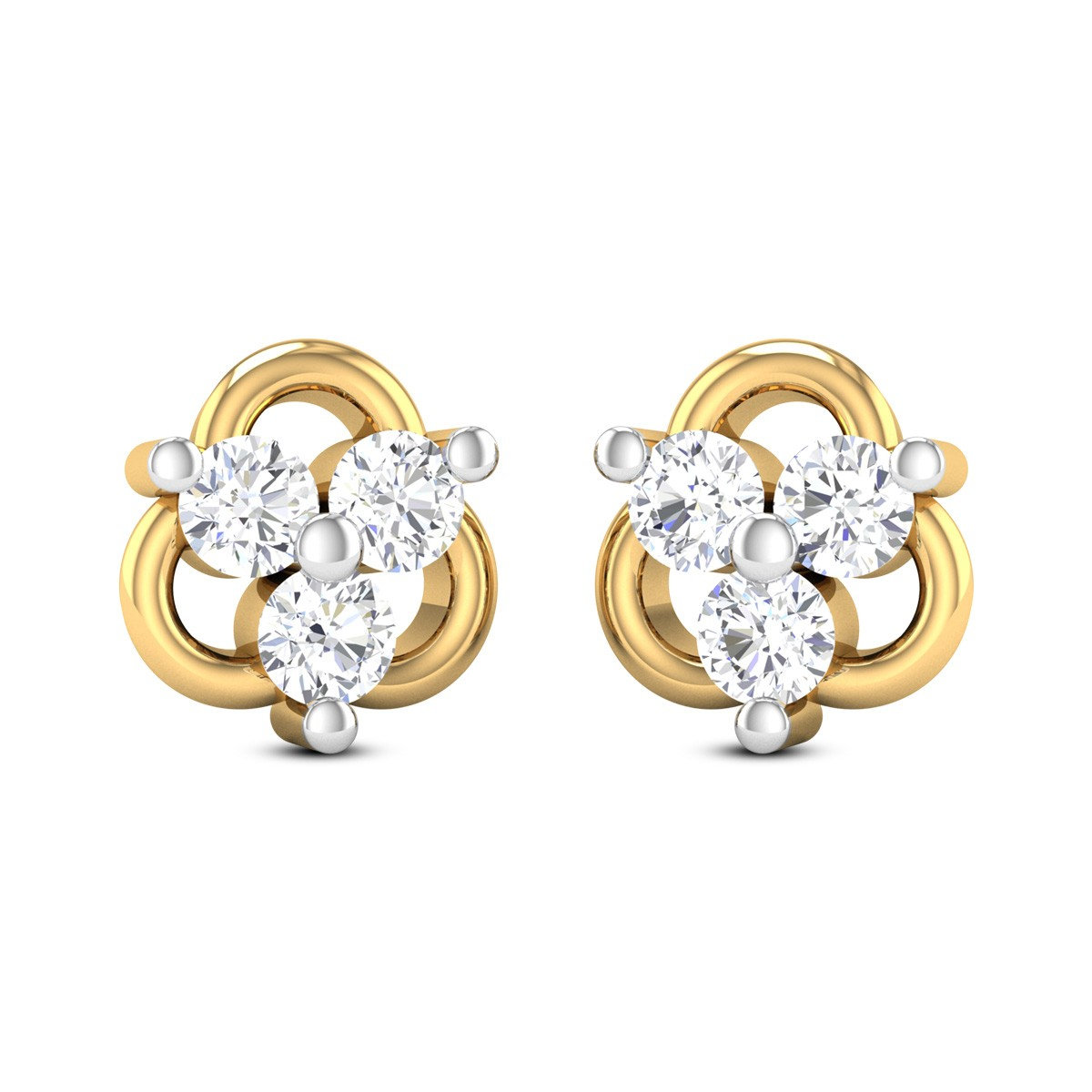 Maya Diamond Earrings