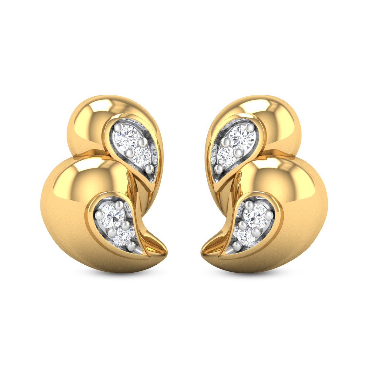 Meredith Diamond Earrings