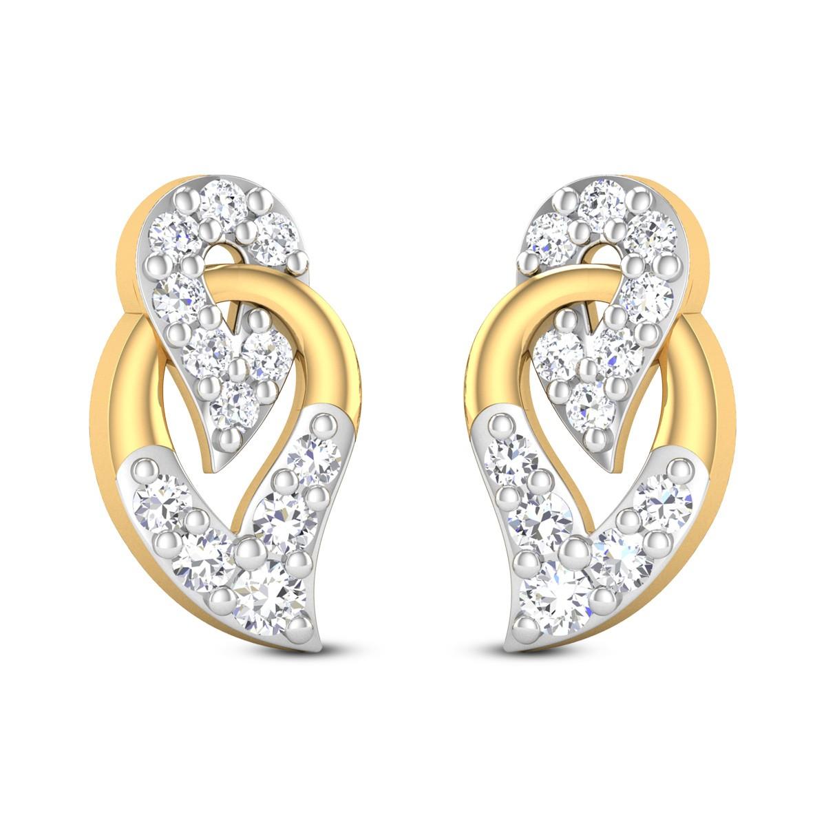 Mira Diamond Earrings