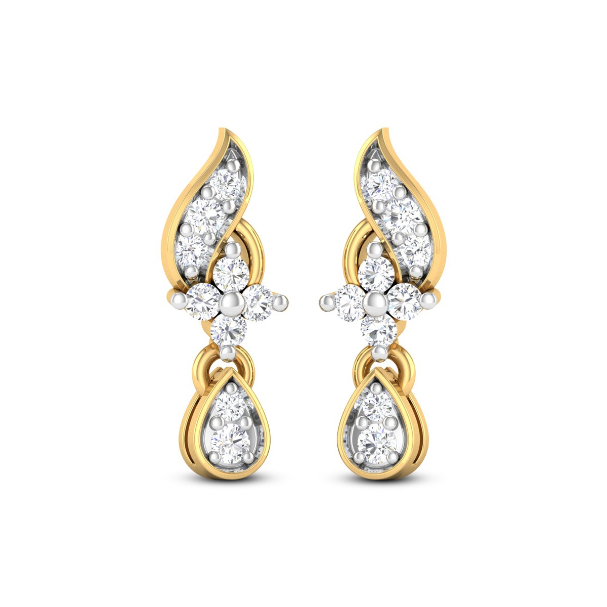 Nerissa Diamond Earrings