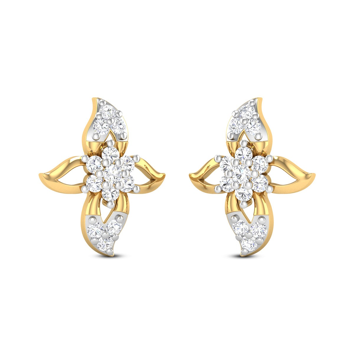 Dimna Diamond Earrings